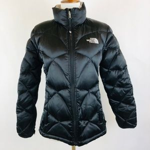 The North Face puffer jacket girls L/women's S